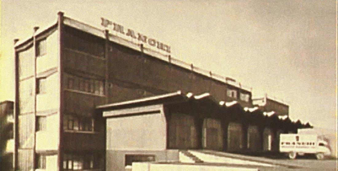 1964 nuovo stabilimento