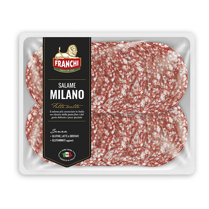 Vaschetta Salame Milano