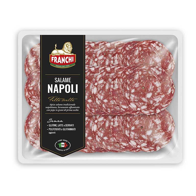 vaschetta salame Napoli
