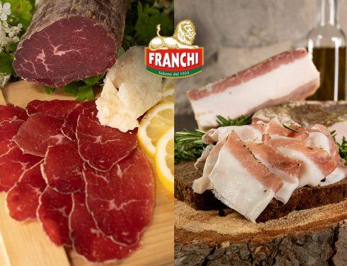 Mocetta e Lardo della Valsesia:  gustose specialità della tradizione piemontese.